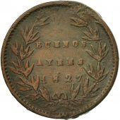 monnaie argentine buenos aires 510 ral 1827 b