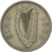 Monnaie, IRELAND REPUBLIC, Shilling, 1968, TTB, Copper-nickel, KM:14A