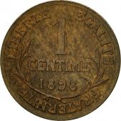 Coin, France, Dupuis, Centime, 1898, Paris, EF(40-45), Bronze, KM:840, Le