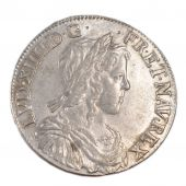 Louis XIV, � �cu with Long Hair