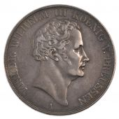 Germany, Friedrich Wilhem IV, Double Thaler