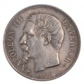 Second Empire, 1 Franc Napoléon III Tête Nue