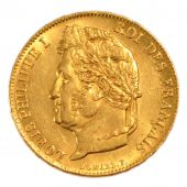 Louis-Philippe I, 20 Francs Or Laureate Head