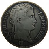 First Empire, 5 Francs Napol�on I Laureate Head