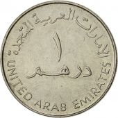 United Arab Emirates, Dirham, 2005, British Royal Mint, SUP, Copper-nickel