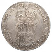 Louis XV, Ecu France-Navarre