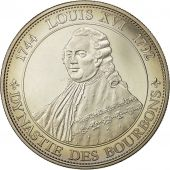 France, Medal, Royal, Louis XVI, History, Dynastie des Bourbons, SPL+, Nickel