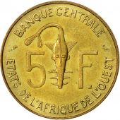 West African States, 5 Francs, 1972, TTB+, Aluminum-Nickel-Bronze, KM:2a