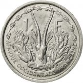 Monnaie, French West Africa, Franc, 1948, SUP, Aluminium, KM:3