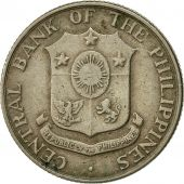 Monnaie, Philippines, 10 Centavos, 1958, TTB, Copper-Nickel-Zinc, KM:188