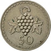 Monnaie, Chypre, 50 Mils, 1973, TTB, Copper-nickel, KM:41