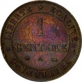 Coin, France, Cérès, Centime, 1879, Paris, EF(40-45), Bronze, KM:826.1