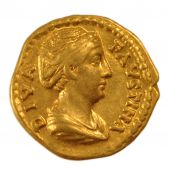 Faustina mother, gold Aureus