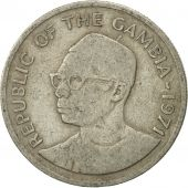 Monnaie, GAMBIA, THE, 25 Bututs, 1971, TB+, Copper-nickel, KM:11