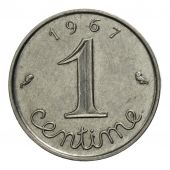 Monnaie, France, Épi, Centime, 1967, Paris, TB+, Stainless Steel, KM:928