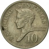 Monnaie, Philippines, 10 Sentimos, 1974, TB, Copper-nickel, KM:198