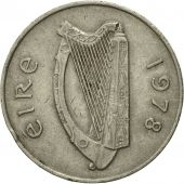 Monnaie, IRELAND REPUBLIC, 10 Pence, 1978, TTB, Copper-nickel, KM:23