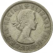 Coin, Great Britain, Elizabeth II, Florin, Two Shillings, 1967, VF(30-35)