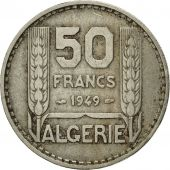 Monnaie, Algeria, 50 Francs, 1949, Paris, TB+, Copper-nickel, KM:92
