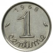 Monnaie, France, Épi, Centime, 1968, Paris, TB+, Stainless Steel, Gadoury:91