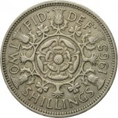 Coin, Great Britain, Elizabeth II, Florin, Two Shillings, 1965, VF(30-35)
