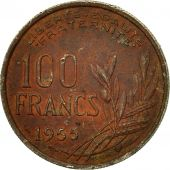 Monnaie, France, Cochet, 100 Francs, 1955, Paris, TB, Copper-nickel