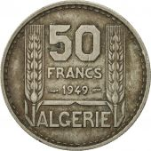 Monnaie, Algeria, 50 Francs, 1949, Paris, TB, Copper-nickel, KM:92