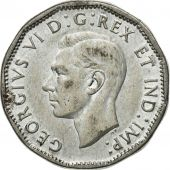 Coin, Canada, George VI, 5 Cents, 1944, Royal Canadian Mint, Ottawa, EF(40-45)