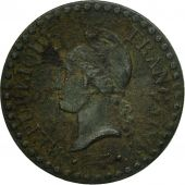Coin, France, Dupré, Centime, 1849, Paris, VF(20-25), Bronze, KM:754
