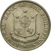Monnaie, Philippines, 10 Sentimos, 1963, TTB, Copper-nickel, KM:198