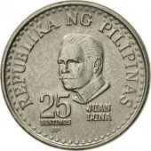 Monnaie, Philippines, 25 Sentimos, 1979, TTB, Copper-nickel, KM:227