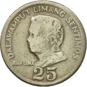 Monnaie, Philippines, 25 Sentimos, 1971, TB+, Copper-Nickel-Zinc, KM:199