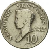 Monnaie, Philippines, 10 Sentimos, 1971, TB+, Copper-nickel, KM:198