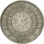 Monnaie, Philippines, 10 Sentimos, 1979, TTB, Copper-nickel, KM:226