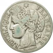 Coin, France, Cérès, 2 Francs, 1881, Paris, VF(20-25), Silver, KM:817.1