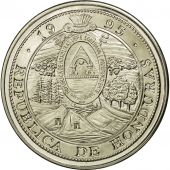 Honduras, 10 Lempiras, 1995, Tower, SPL, Copper-nickel, KM:1f.2