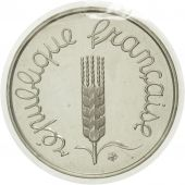France, Centime, 1981, Piefort, MS(65-70), Silver, KM:P684