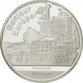 Monaco, Medal, 1 onz. Europa, FDC, Argent