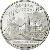 Luxembourg, Medal, 1 onz. Europa, FDC, Argent
