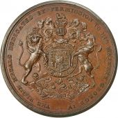 United Kingdom , Medal, Elgin, Georges IV, Thomason, TTB+, Bronze