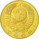 Russie, Medal, CCCP Russie, Umbenennung.Petrograd, 1991, SPL+, Nickel-brass