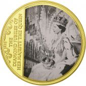 United Kingdom , Médaille, Diamond Jubilee of her Majesty the Queen, Elizabeth