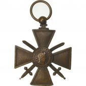 France, Croix de Guerre, Medal, 1914-1916, Good Quality, Bronze, 37
