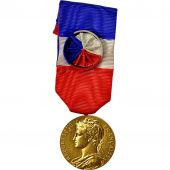 France, Médaille dhonneur du travail, Medal, 1962, Uncirculated, Borrel