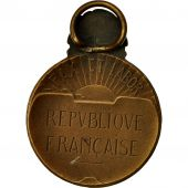France, Education Physique, République Française, Medal, Excellent Quality