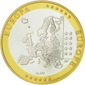 Luxembourg, Medal, LEurope, 2003, MS(64), Silver