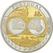Portugal, Medal, LEurope, 2003, MS(64), Silver