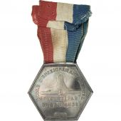 France, Ecole dEnseignement Mutuel, Commune dOrsay, Medal, 1888, Excellent