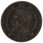 Second Empire, 1 Centime naked head