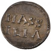 Louis Le Pieux, Denarius minted in  Marseille